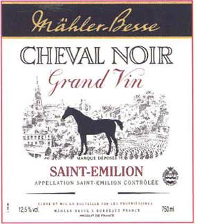 Château Cheval Noir - Saint-Emilion